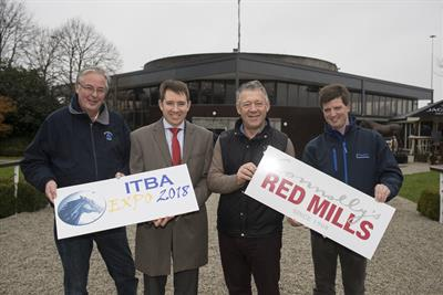 Connolly`s RED MILLS Announced as ITBA Expo 2018 Partner