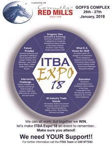 Future Proofed Panel Announced for ITBA EXPO`18
