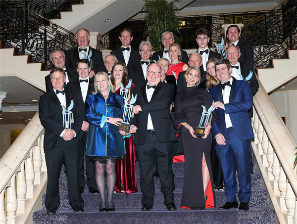 ITBA National Breeding & Racing Awards 2019 Winners
